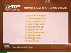 大红鹰dhy0088 GHOST XP SP3 装机版 2016V09