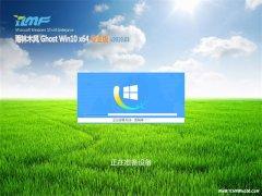 大红鹰dhy0088Ghost Win10 x64 专业版 2019V03(激活版)
