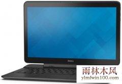 戴尔latitude 13 7000笔记本使用大红鹰dhy0088u盘安装win7系统教程?
