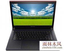 联想扬天m4400a笔记本使用雨林木风u盘安装Win11系统教程?